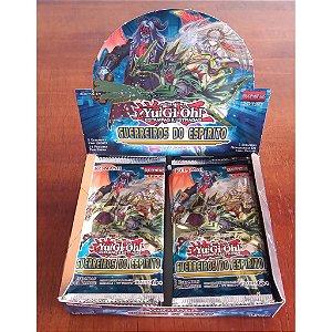 Yu-Gi-Oh! - Booster Guerreiros Do Espirito - Spirit Warriors