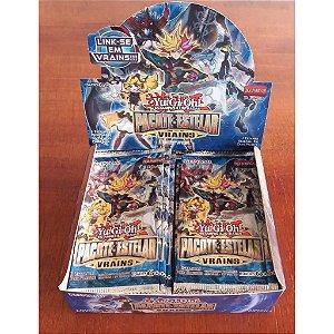Yu-Gi-Oh! - Booster Pacote Estelar: Vrains
