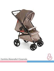 Carrinho Maranello II - Caramelo - Galzerano