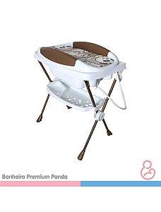 Banheira Bebê Plástica Premiun - Panda - Galzerano