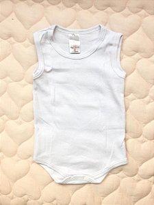 Body Regata - Branco - Pimpinha