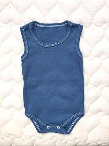 Body Regata - Azul - Pimpinha