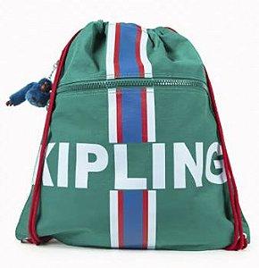 Mochila Supertaboo - Verde - Kipling