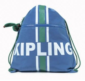Mochila Supertaboo - Azul - Kipling