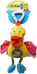 Chocalho e Mordedor - Baby Pelicano - Ks Kids