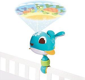 Projetor Portátil Cody - Calmante para Bebês - Azul - Tiny Love