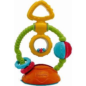 Brinquedo Touch e Spin 6M+ - Colorido - Chicco