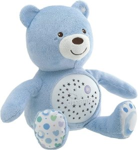 Projetor Bebê Urso - Azul - Chicco