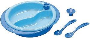 Prato Térmico - Azul - Kuka