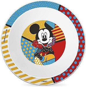 Prato Fundo de Aprendizagem Disney - Colorido - Nuk