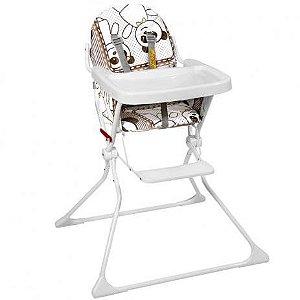 Cadeira Refeição Standard - Panda - Galzerano