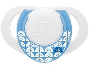 Chupeta Compact 0-6m - Azul - Chicco