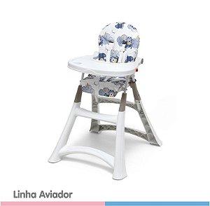 Cadeira Alta Premium Refeição - Aviador - Galzerano