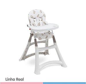Cadeira Alta Premium Refeição - Real - Galzerano