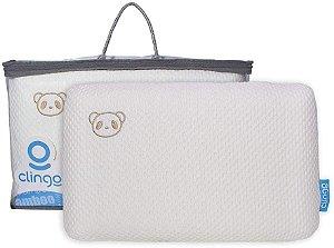 Travesseiro Extra Confortável - Memory Foam - Clingo
