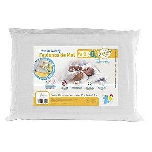Travesseiro Baby Favinhos de Mel - Recém-Nascido - Fibrasca