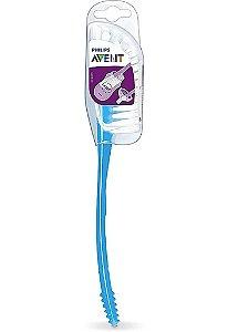 Escova para Mamadeira e Bicos - Azul - Philips Avent