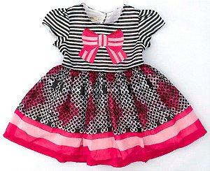Vestido com Calcinha - Pink - 1+1