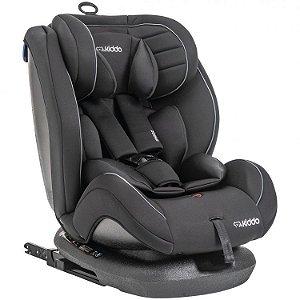 Cadeira para Auto Mooz+ com Isofix - 0 a 36 kg -  Preto - Kiddo