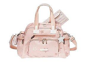Bolsa Térmica Everyday Estrelas - Rose - Masterbag