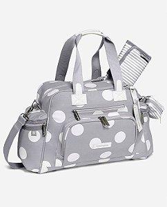 Bolsa Térmica Everyday Bubbles - Cinza - Masterbag