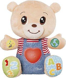 Teddy - Ursinho das Emoções - Colorido - Chicco