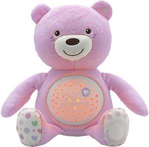 Projetor Bebê Urso - Rosa - Chicco
