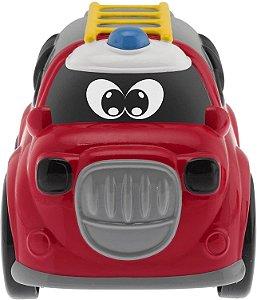 Turbo Team Bombeiro - Vermelho - Chicco