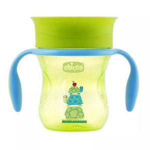 Copo Perfect Cup 12m+ Verde - Chicco
