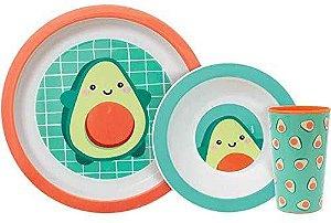 Kit Refeição Frutti - Abacate - Buba
