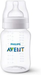 Mamadeira Anti-Colic 260ml +1m - Philips Avent