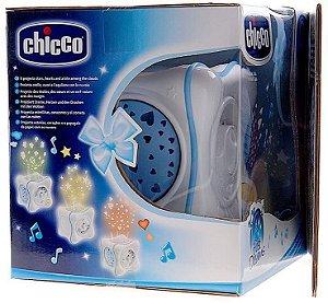 Projetor Rainbow Cube - Azul - Chicco