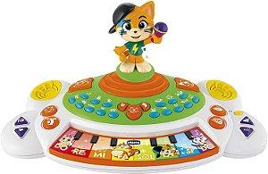 Piano Musical - 44 Gatos - Chicco