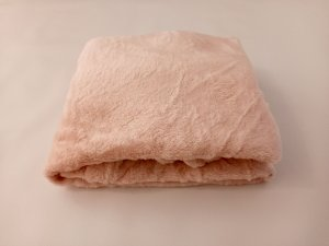 Manta Microfibra Encanto Baby Premium - Rosa - Ksatex
