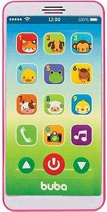 Baby Phone - Rosa - Buba