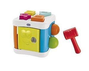 Cubo Bate Bate 2 em 1 - Colorido - Chicco