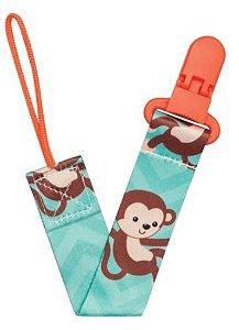 Prendedor de Chupeta - Macaco - Buba