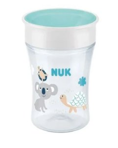 Copo de Transição Magic Cup 8+m - Animais - Nuk