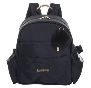 Mochila Lu Soho - Black - Masterbag