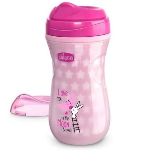 Copo Shiny Cup +14M - Rosa - Chicco