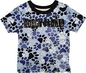 Camiseta Masculina - Azul - Alakazoo