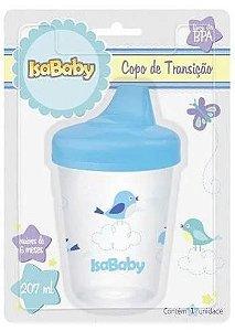 Copo de Transição - Azul - IsaBAby