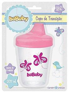 Copo de Transição - Rosa - IsaBAby
