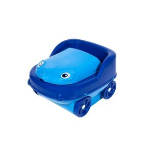 Troninho Pit Stop - Azul - Styll Baby