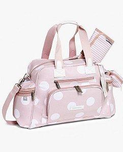 Bolsa Térmica Everyday Bubbles - Rosa - Masterbag