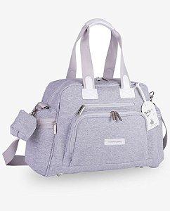 Bolsa Térmica Everyday Moletom - Cinza - Masterbag