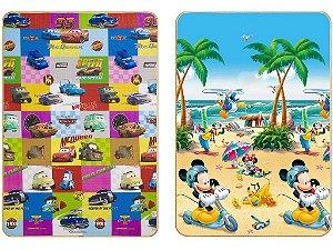 Tapete Recreio Disney Carros 120 x 180 cm - Jolitex