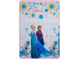 Tapete Recreio Disney Frozen 120 x 180 cm - Jolitex