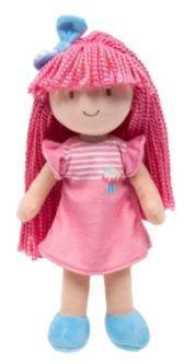Boneca Cupcake - Rosa - Buba
