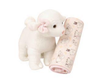 Toy com Manta - Ovelhinha - Anjos Baby
